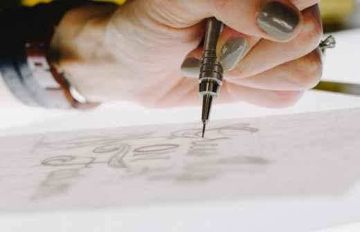Aulas de Desenho - Anatomia