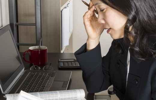 Preenchimento de IRS - Contabilidade