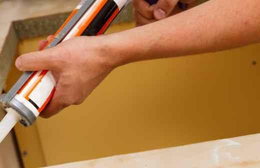 Reparação ou Manutenção de Bancada - Desinfetar