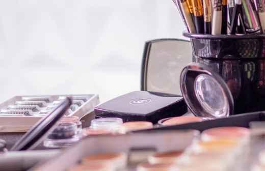 Maquilhagem para Eventos - Tiroteio