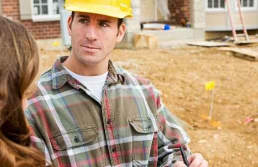 Supervisão de Obras - Certificação Energética De Edifícios