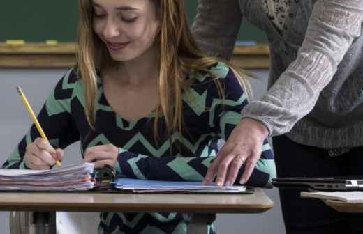 Explicações de Matemática de Ensino Secundário - Guarda