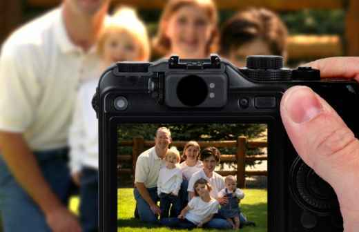 Fotografia de Retrato de Família - Portalegre