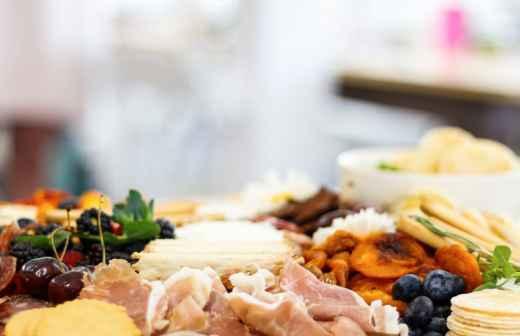 Catering de Almoço Corporativo - Fornecer