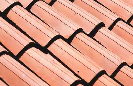 Reparação ou Manutenção de Telhado - Telhado Rígido