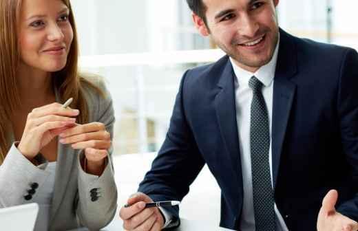 Qual é o preço de Consultoria de Gestão? Fixando
