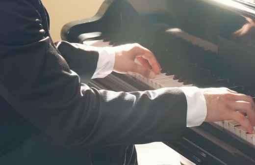 Pianista - Beja