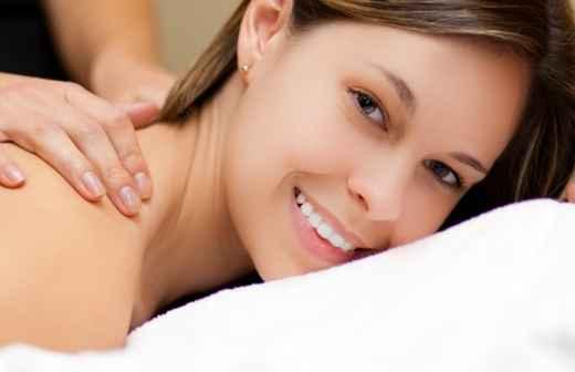 Massagem Sueca - Relaxar