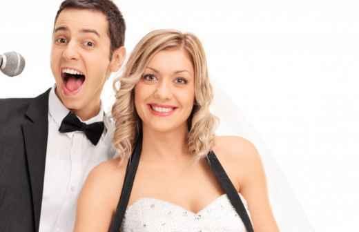 Cantor para Casamentos - Baterista