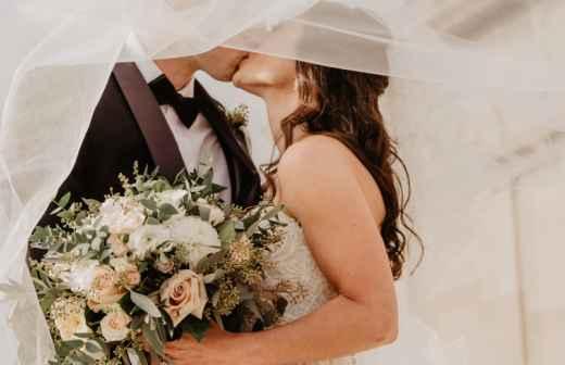 Fotografia de Casamentos - Filmando