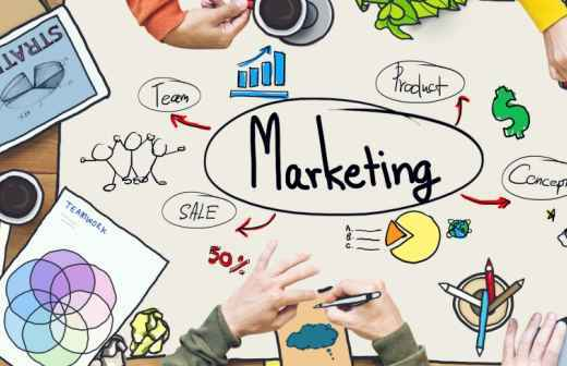 Consultoria de Estratégia de Marketing - Manager