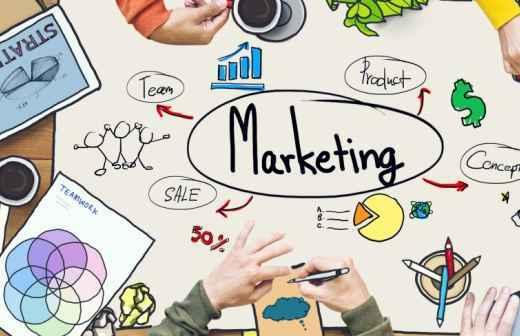Consultoria de Estratégia de Marketing - Desenvolver