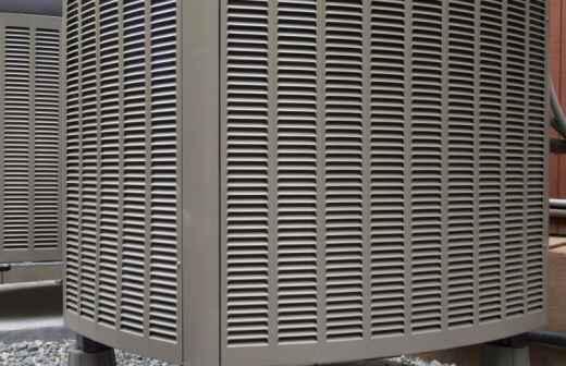 Instalação ou Substituição de Bombas de Calor - Calor