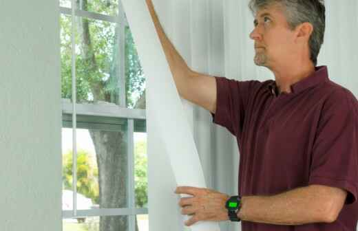 Blinds Installation or Replacement - Blinds