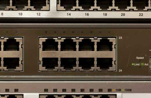Router Setup and Installation Services - District 27
