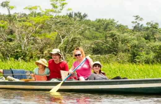 Fishing Trip Guide Services
