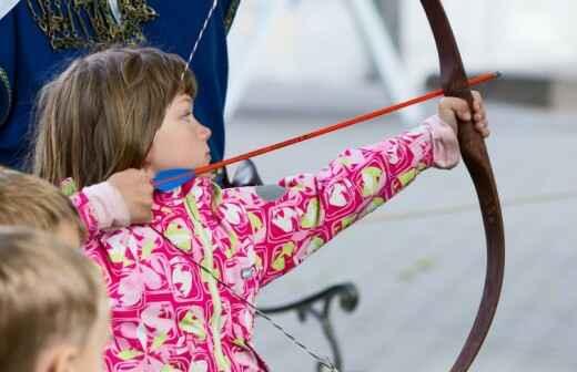 Archery Lessons - Online