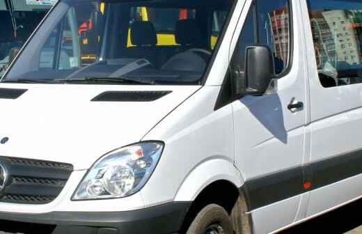 Mini Bus Charter - Booking