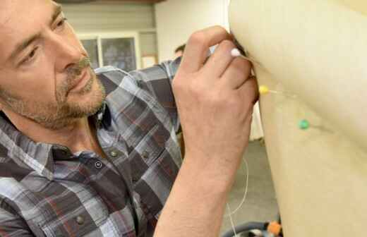 Upholstery Repair - Quilt