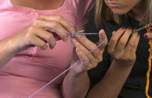 Crocheting Lessons