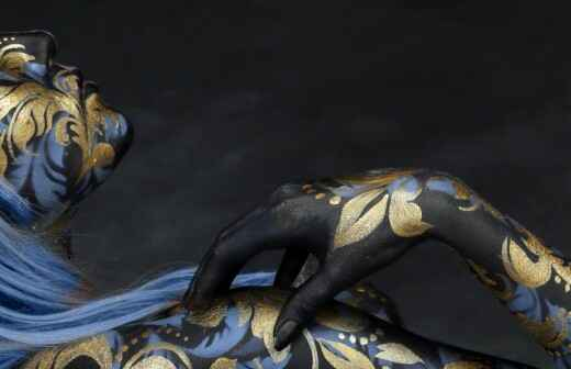 Body Painting - Paint