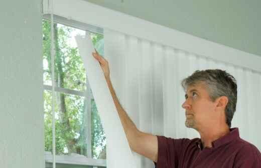 Window Blinds Repair - Prop