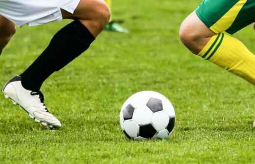 Sports Photography - Shot
