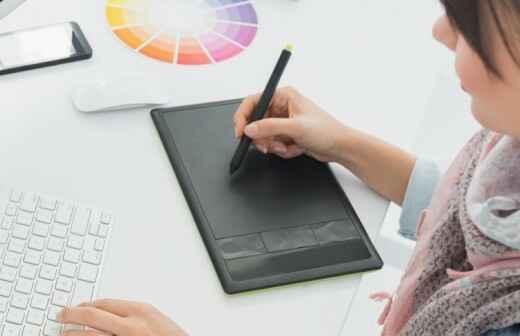 Graphic Design - Exhibitor