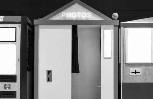 Photo Booth Rental - Backdrops