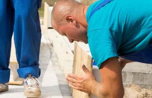 Foundation Repair - Rebar